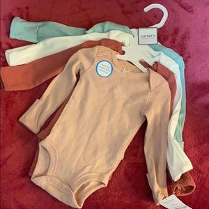 Long sleeve bodysuits